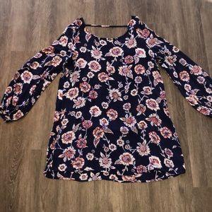 Billabong Boho Tunic Dress